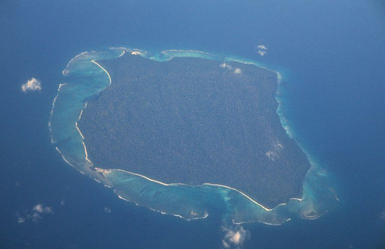 North Sentinel Island Andaman