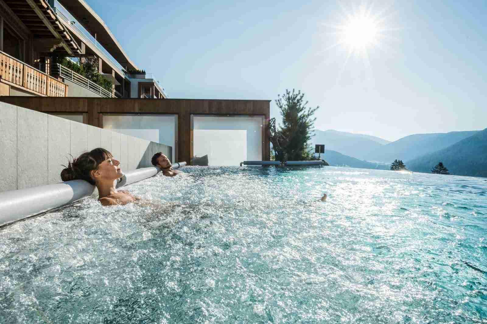 Hotel Alpen Tesitin Alto Adige