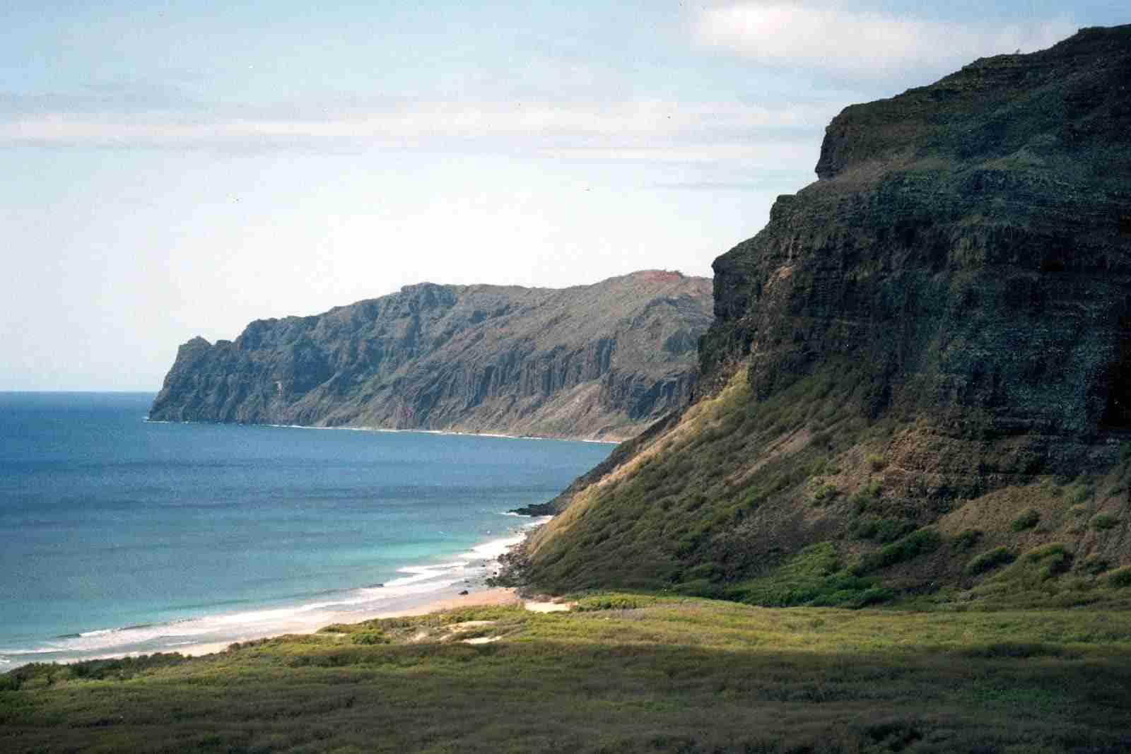 Isola di Niihau Hawaii
