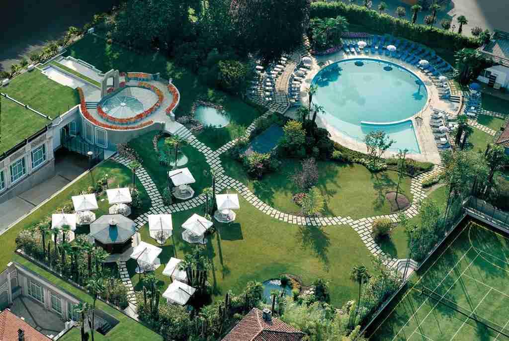 Regina Palace Hotel Stresa Lago Maggiore Piemonte