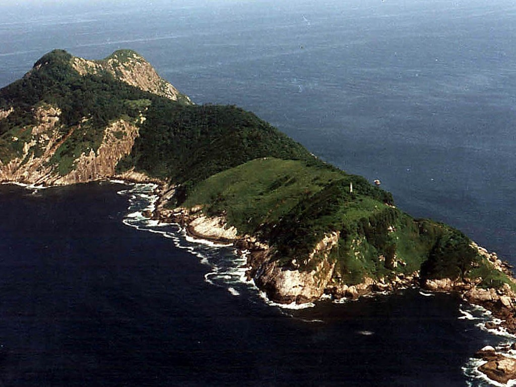 Ilha de queimada Brasile