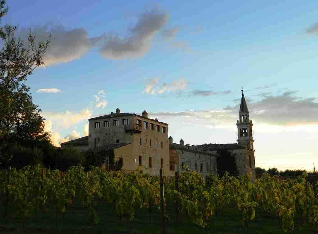 Castello di semivicoli wine resort