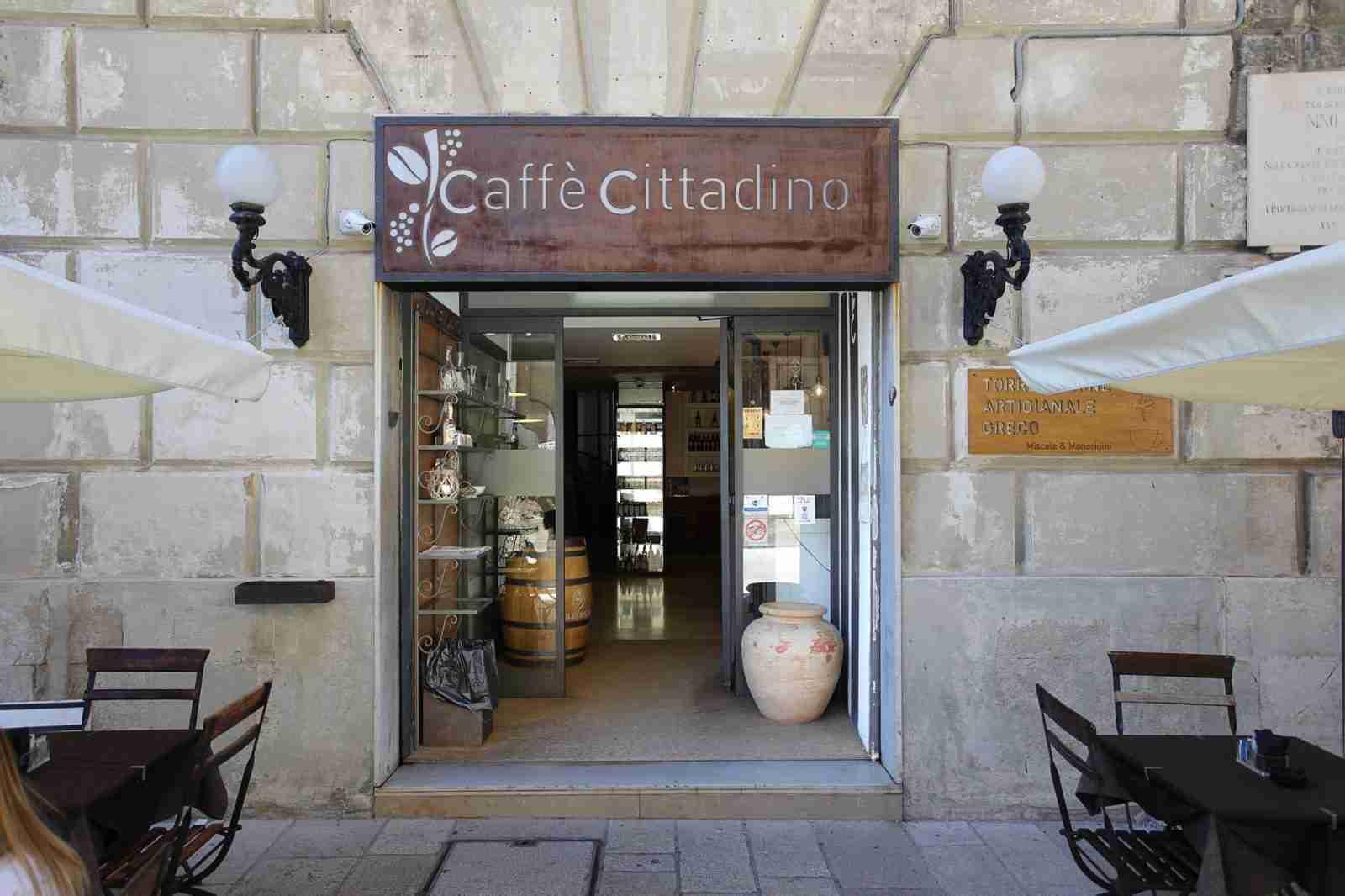 Caffè Cittadino Lecce