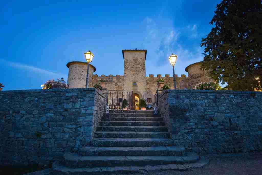 Castello di Gabbiano Wine Resort