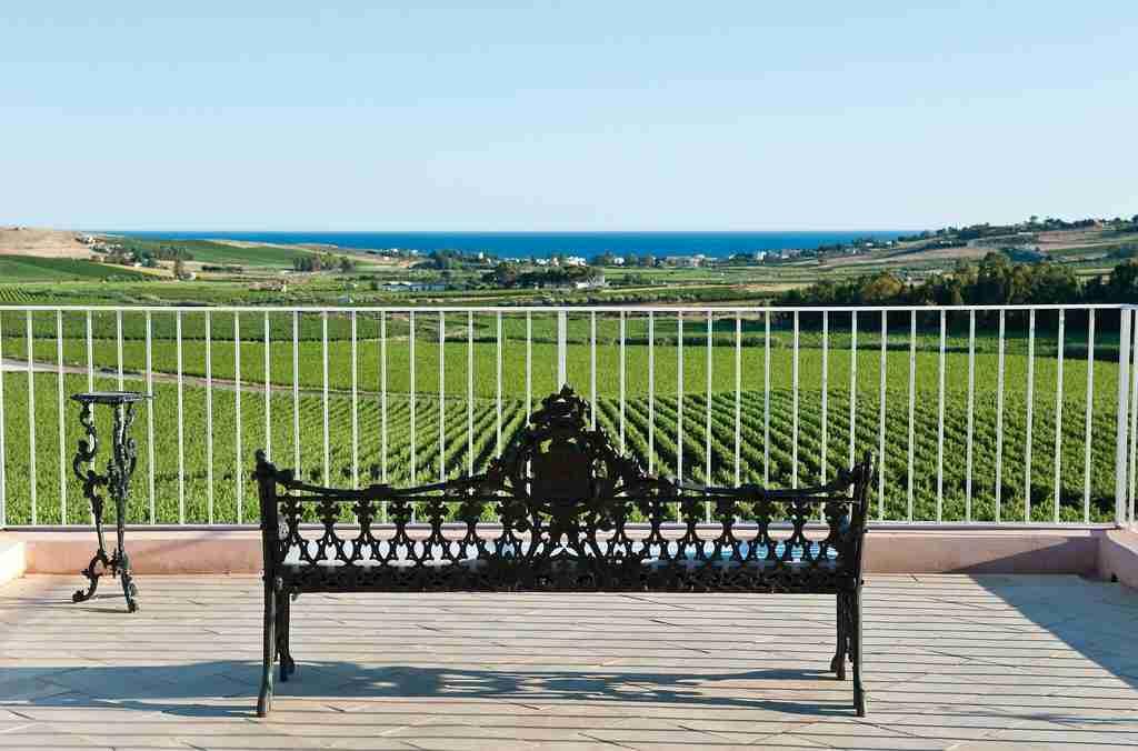 La foresteria Planetaestate Wine Sicilia