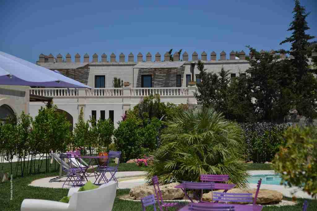Le Scuderie Castello Monaci Wine Resort
