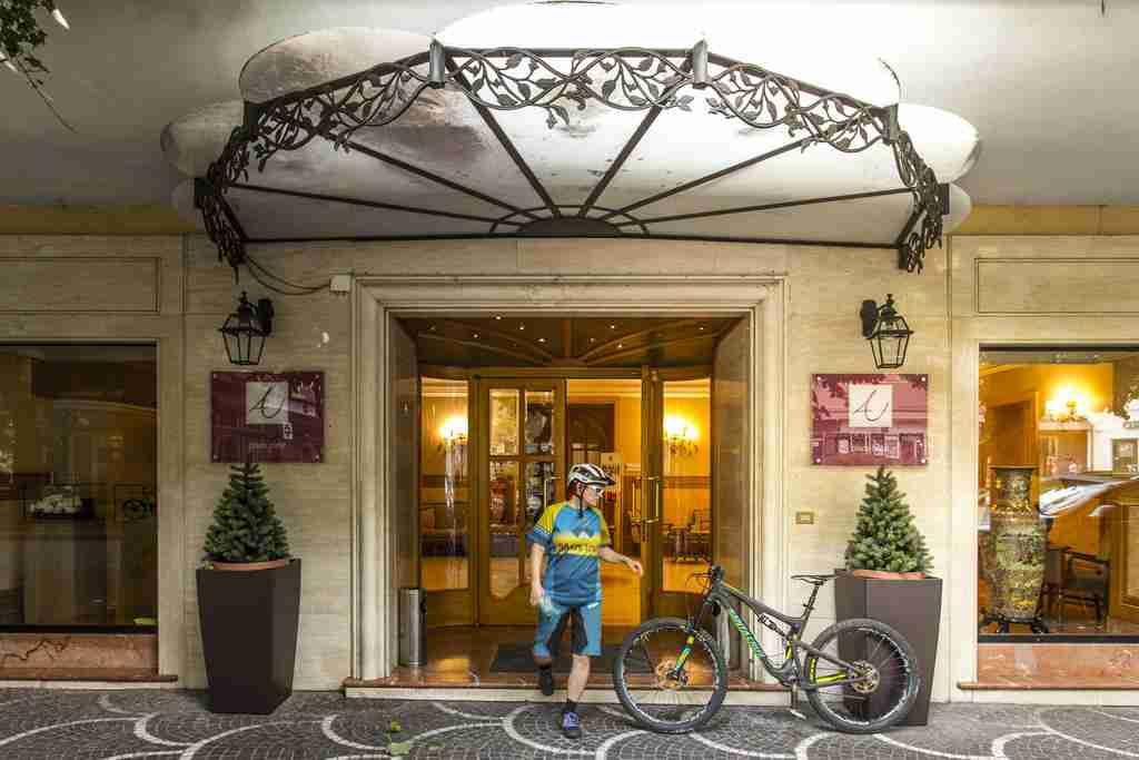 Ambasciatori Place Hotel Fiuggi Vacanze Sportive