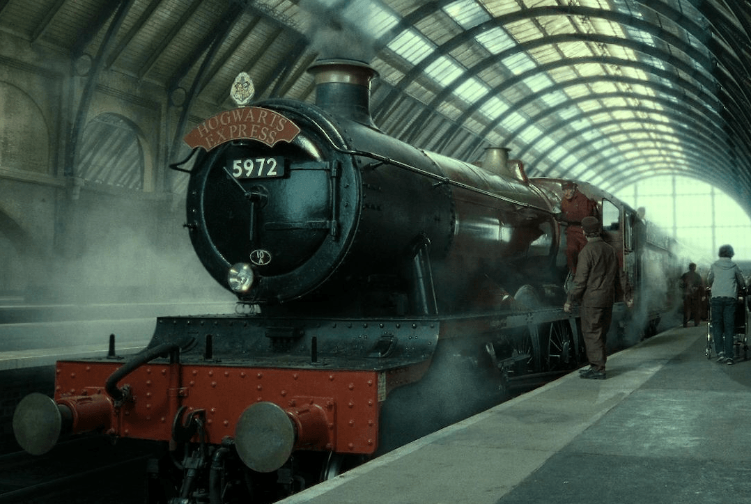 Hogwarts Express Harry Potter Tour