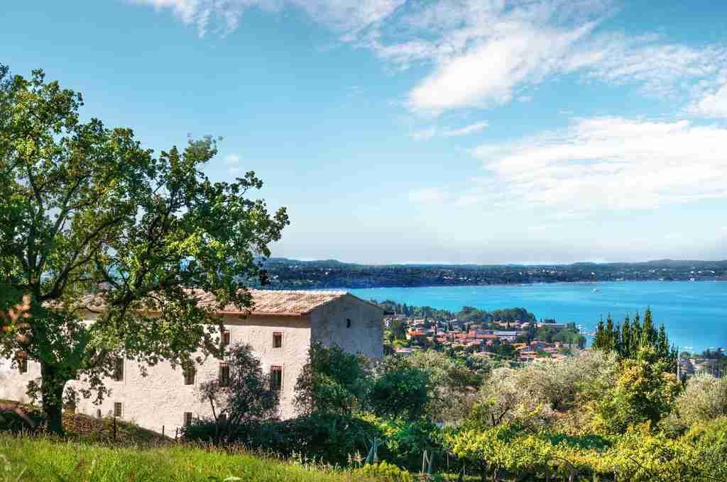 Hotel in campagna Lago di Garda