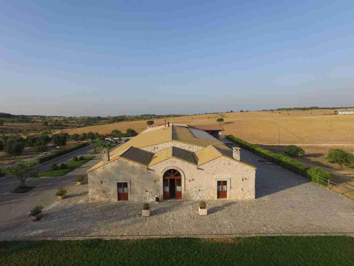 Fattoria didattica Puglia