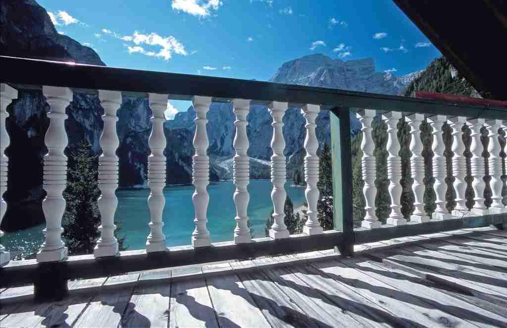 Hotel lago Braies