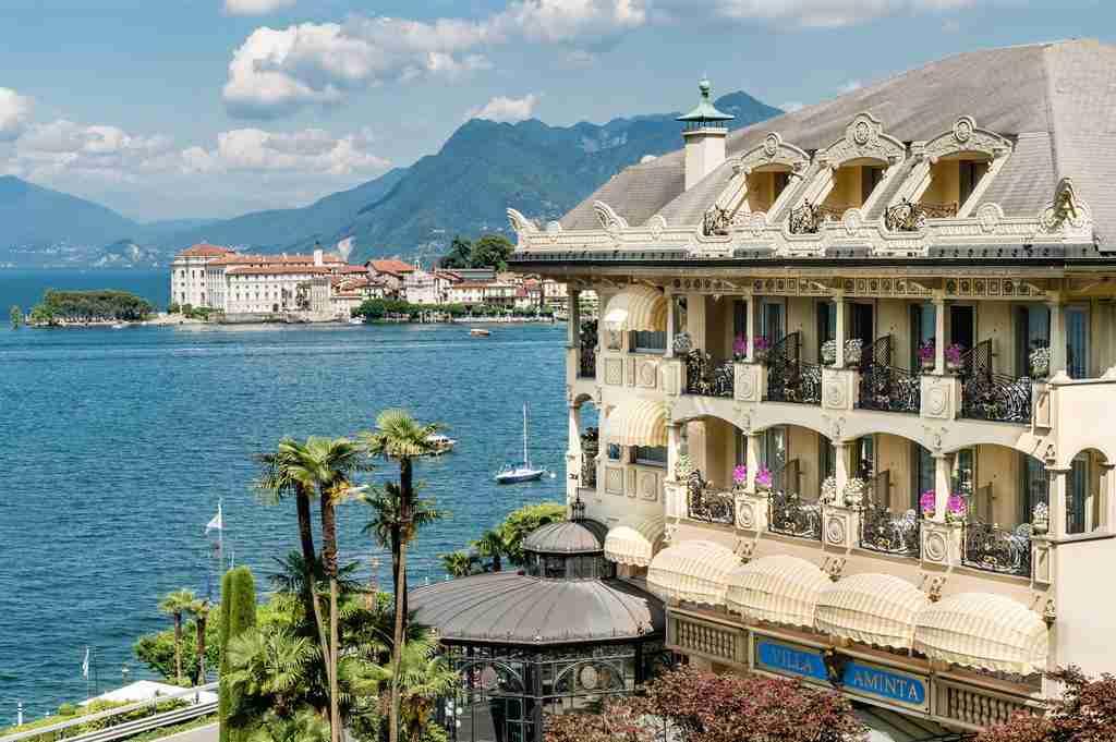 palazzo aminta lago maggiore