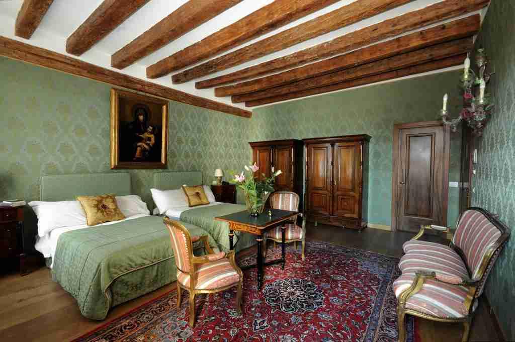 dormire in una dimora storica a Venezia