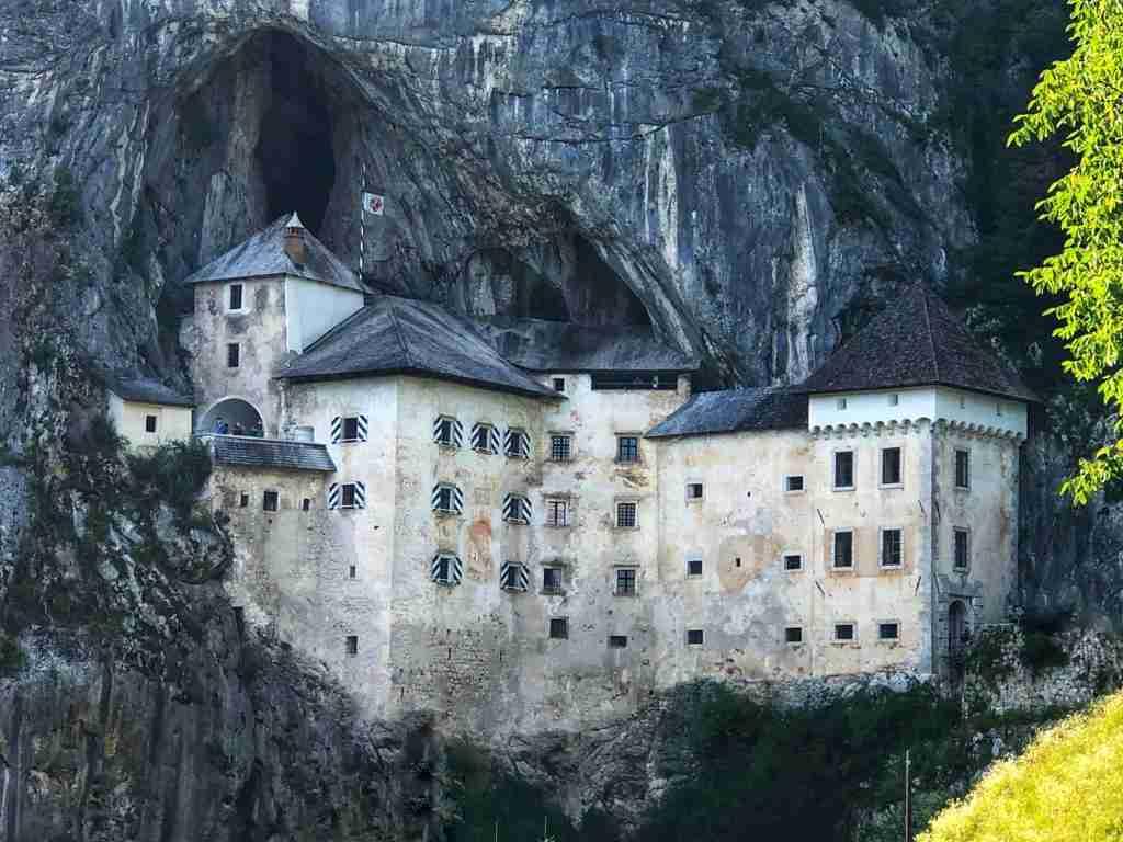 Castello di Predjama - Slovenia da vedere