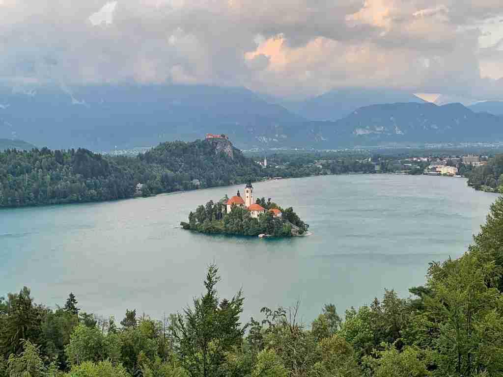 Lago di Bled - Slovenia da vedere