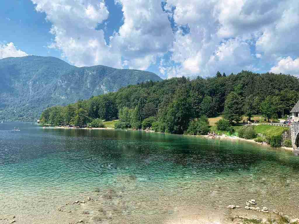 Lago di Bohinj - Slovenia da vedere