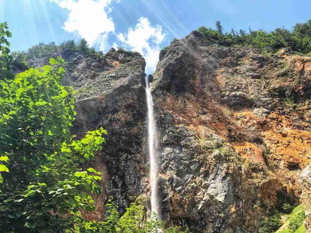 Logarska Dolina - Cascata Rinka - Slovenia da vedere