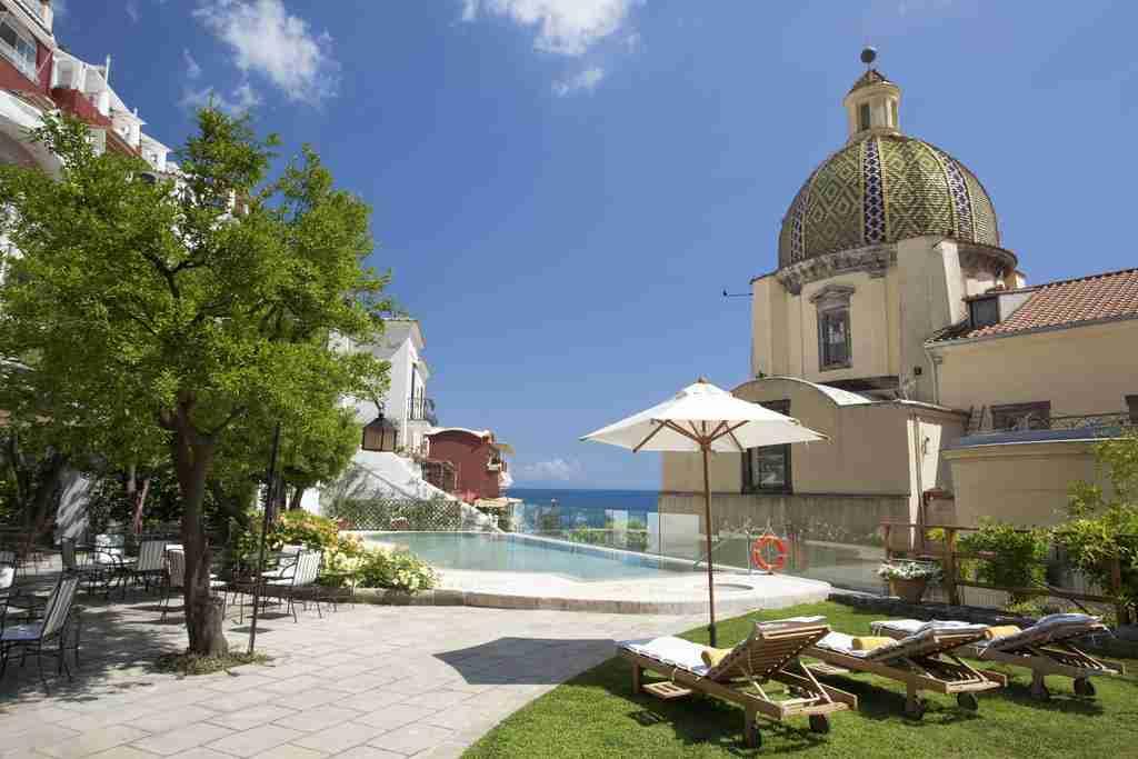 Hotel Palazzo Murat Positano - Costiera Amalfitana