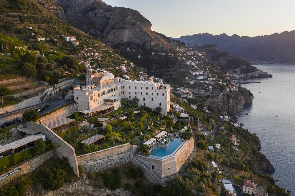 Monastera Santa Rosa Conca dei Marini - Costiera Amalfitana
