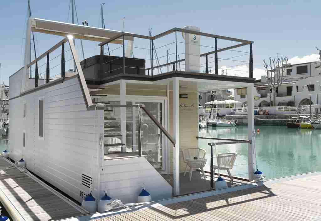 Houseboat Riviera Romagnola