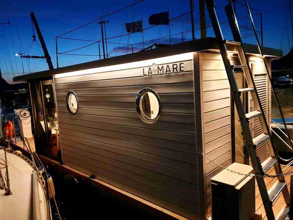 Houseboat Sardegna Alghero