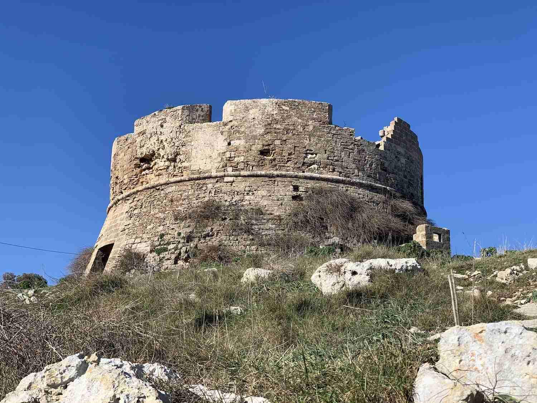 Torre dell'Omomorto Leuca