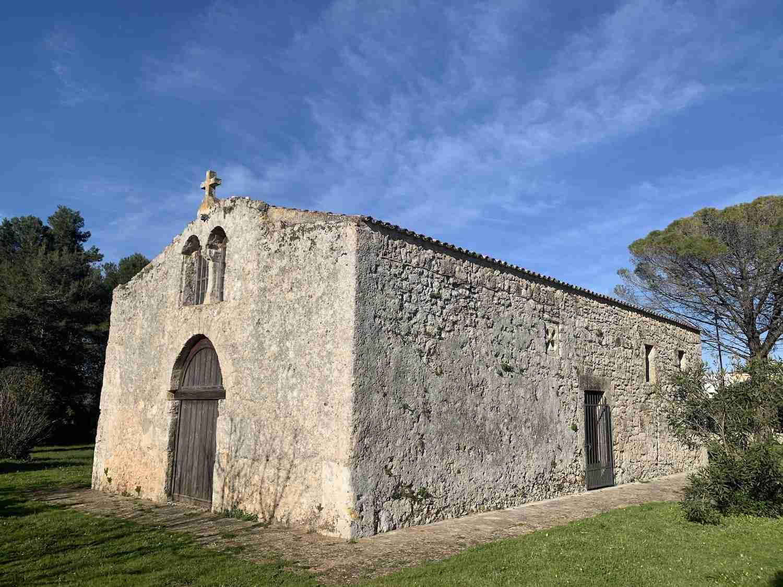 Chiesetta di Sant Eufemia - Specchia Lecce