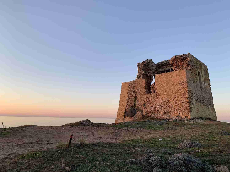 Torre Testa del Gallico Brindisi