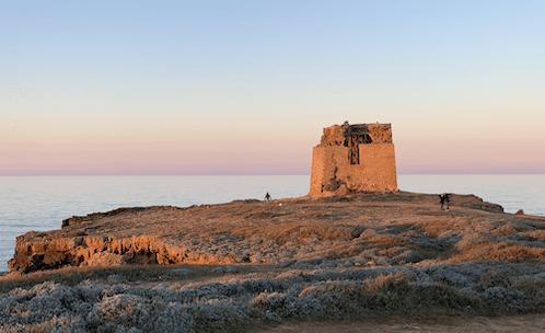 3 insolite torri costiere tra Lecce e Brindisi